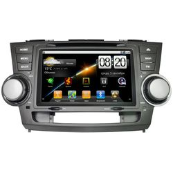 CarSys CAA5202 Android Toyota Highlander