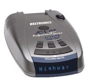Beltronics RX65i Blue